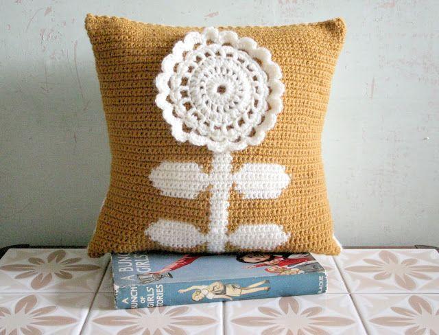 259 besten Crochet Cushion Bilder auf Pinterest   Häkeldecken ...
