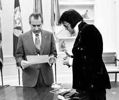 Richard Milhous Nixon (January 9, 1913 – April 22, 1994) an American politician who served as the 37th US President from 1969 until 1974, when he became the only U.S. president to resign from office.
