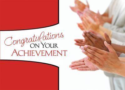 congratulation quotes on achievement - Google Search