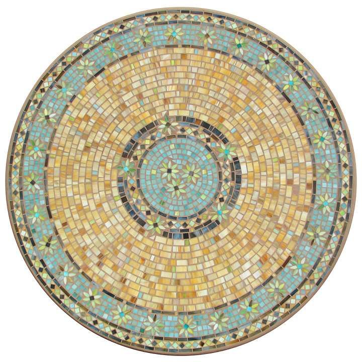 17 Best Images About Table Top Mosaic Designs On Pinterest