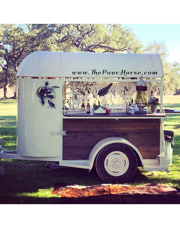 A mobile bar for hire in texas want your own mobile bar