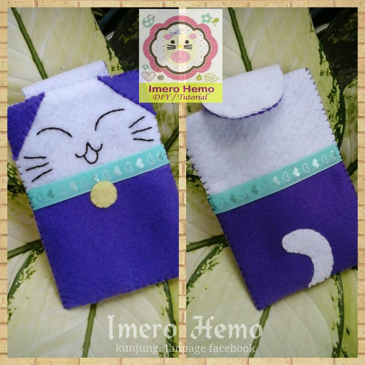 Cat Phone Case Tutorial in Bahasa Indonesia