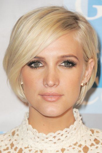 Ashlee Simpson love this haircut!