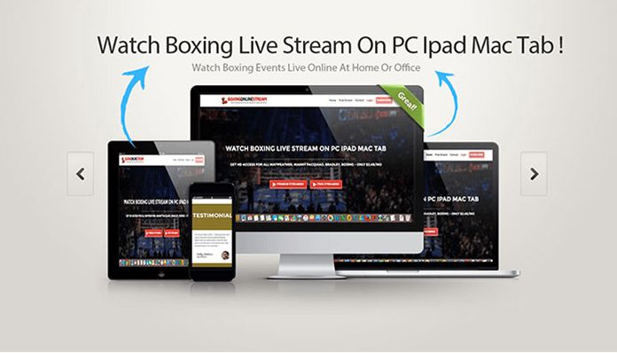 How to Watch Boxing Live Stream Free Online