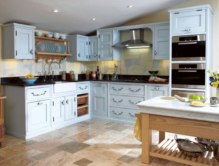 the provence kitchen by mark wilkinson furniture marble. Black Bedroom Furniture Sets. Home Design Ideas