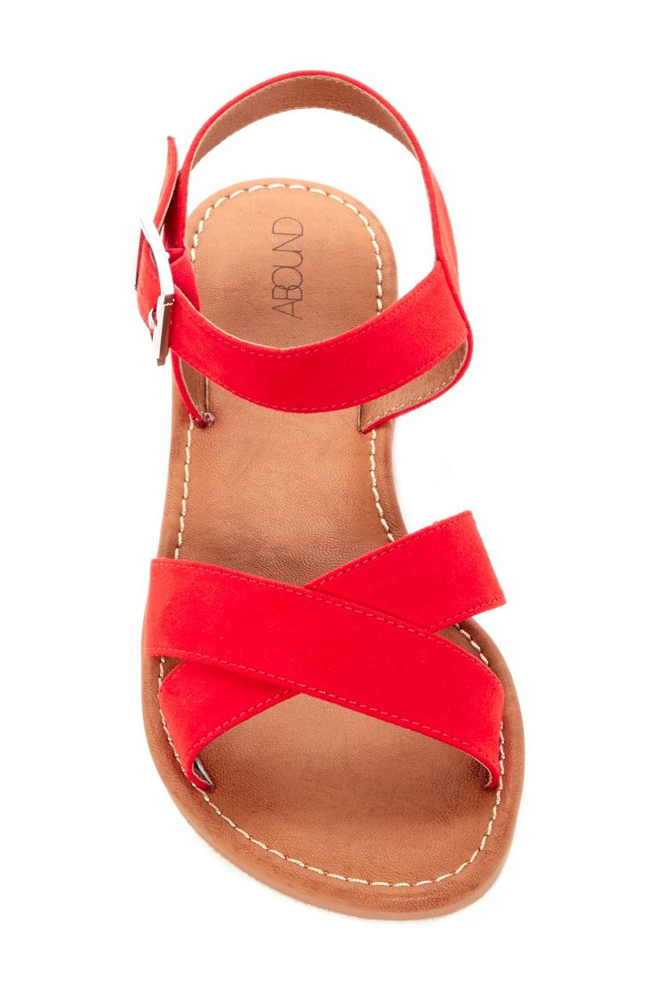 Abound - Meesha Flat Sandal. Free Shipping on orders over $100.