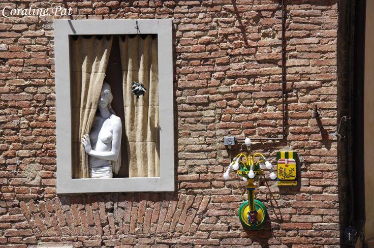 Siena - Hidden art in Siena - Curiosity in Siena, Toscana - Something special in SIena
