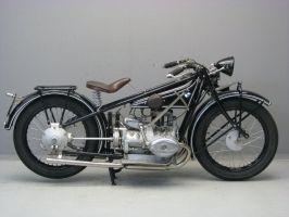 1927 BMW R47 500--nice ride.