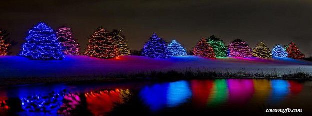 Christmas Lights Facebook Cover | CHRISTMAS, WINTER QUOTES ...