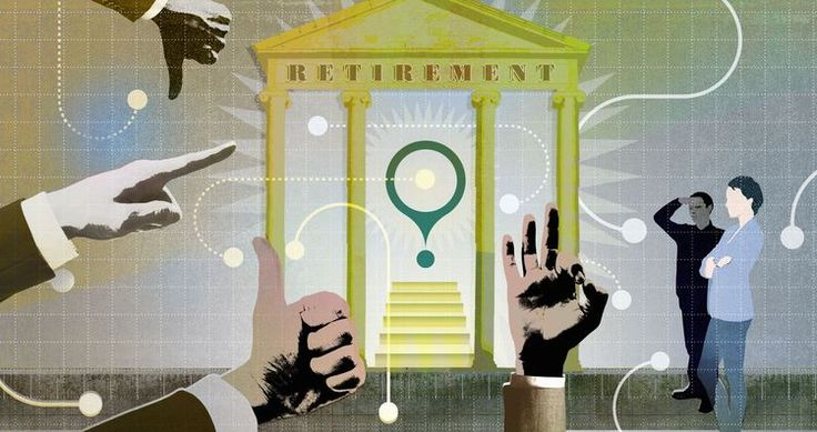 The Simple Rule That Tells You Where to Put Your Retirement Money