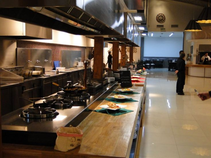 Toda la gastronomía en un solo lugar.