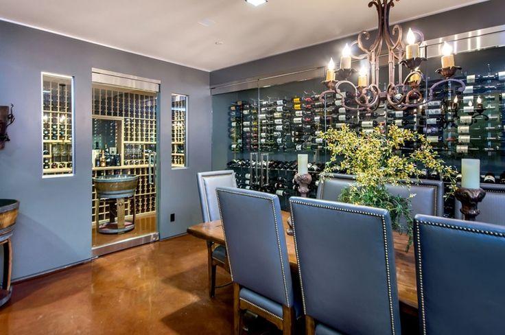 Wine Cellar Dining Room Horizontal Wine Rack Wine Cellar Modern With Dining Room  Photos