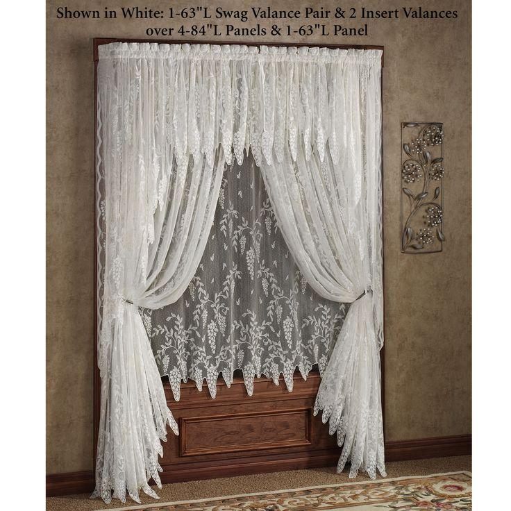 301 best ideas about Window Treatments & Hardware on