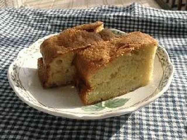 秘密のバナナケーキの画像