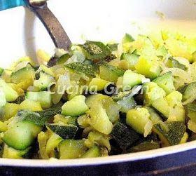 zucchine in padella facili e veloci