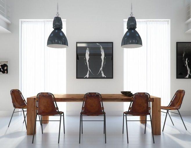Juan Ferreira, испанский графический дизайнер, вдохновившись современным проектом городского лофта, опубликованным в испанском журнале дизайна, решился визуализировать его. Его работа очень красива и динамична. Она может похвастаться современной мебелью, выполненной в стиле середины прошлого века и датской современной мебелью.Стилизованная мебель и крупноформатные современные фотографии придают лофту сбалансированный между ретро стиль и современностью вид.Сочетание классических датских…