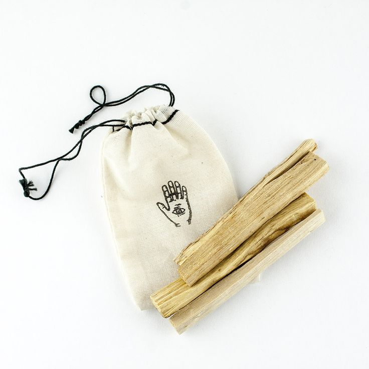 """Palo Santo AKA """"Holy Stick"""" (Bursera graveleons) is a sacred wood that grows in the coastal regions of South America. Ours are from Peru. For centuries, Palo Santo has been used by shamans for cleansi"""