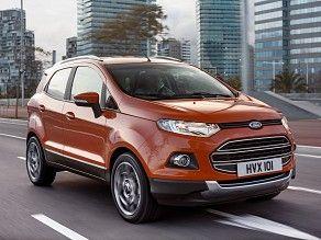 Susipažinkime - esu moterims skirtas vyriškų linijų minikrosoveris Ford EcoSport!