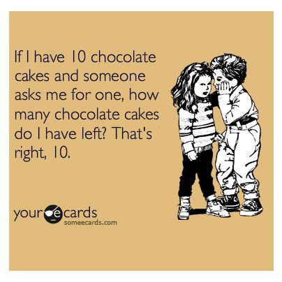 Chocolate-Cake....funny!!!
