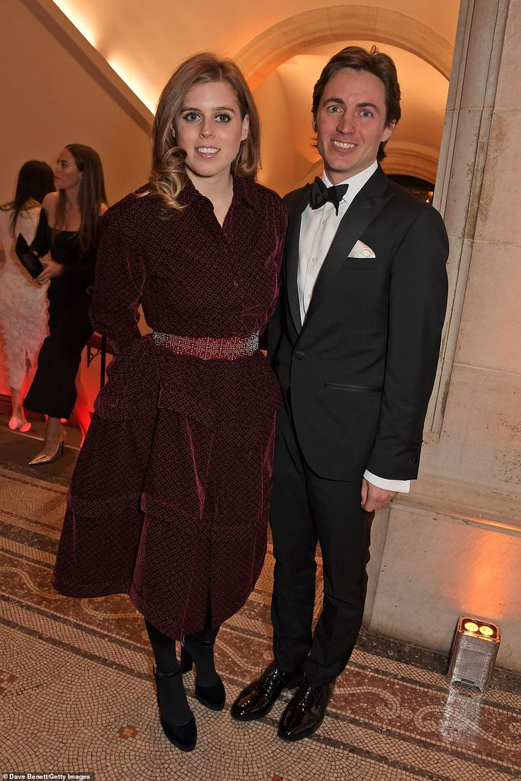 Princess Beatrice throws engagement party at Chiltern