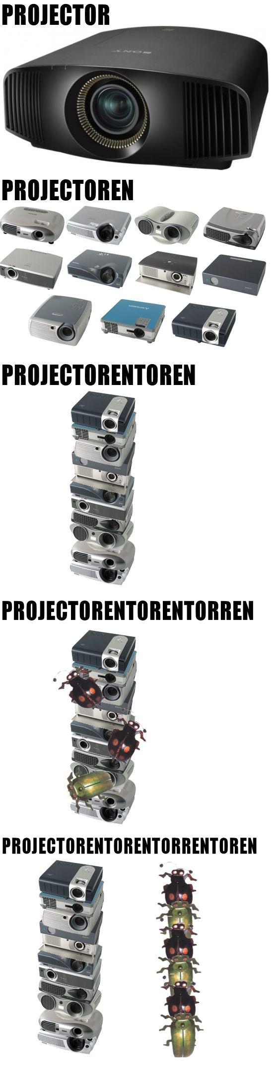 #projector #projectoren
