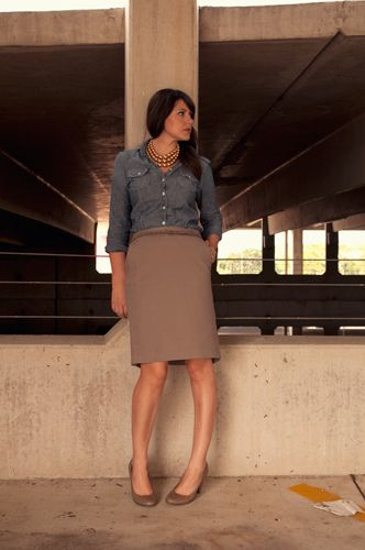 Great biz casual outfit#Repin By:Pinterest++ for iPad#