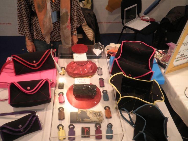 Tania Marta Pezzuolo presents her beautiful bags