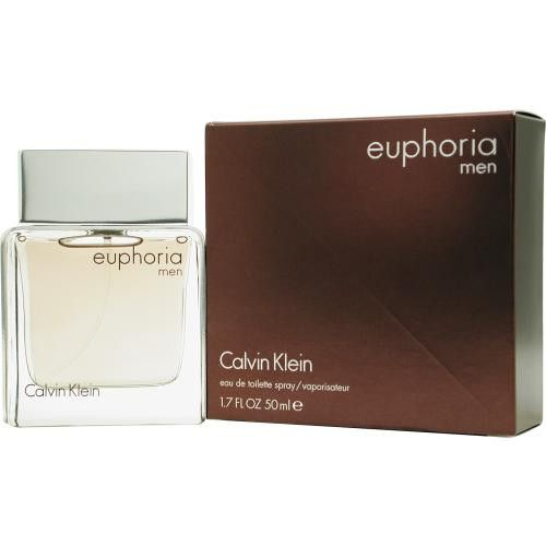 EUPHORIA MEN by Calvin Klein EDT SPRAY 1.7 OZ