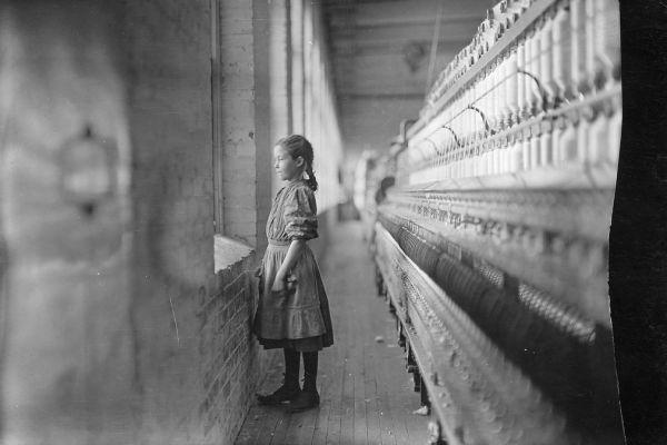 Women & Industrial Workers During Industrialization