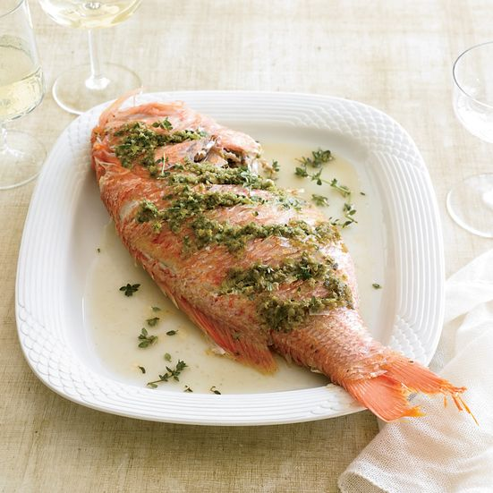 100 snapper recipes on pinterest red snapper recipes for Healthiest white fish