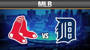 Boston Red Sox vs Detroit Tigers