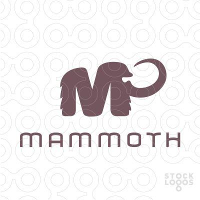 Mammoth M | StockLogos.com