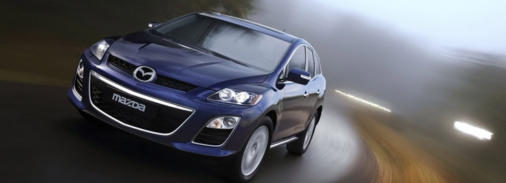 MAZDA CX 7 - Innovative Sports Crossover offers you the best of all worlds by combining the road presence, practicality and high seating position you would expect from a luxury crossover SUV, with drive characteristics more attuned to a sports car.
