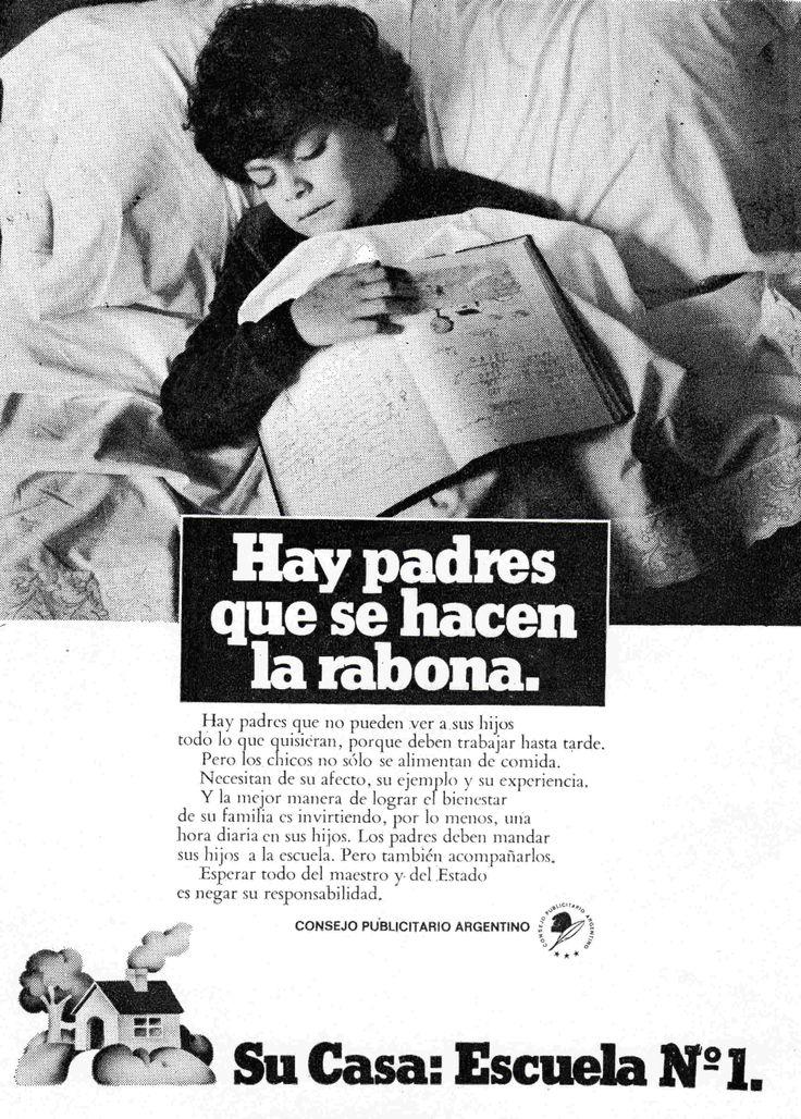 """""""Su casa; escuela Nº 3""""-1977"""