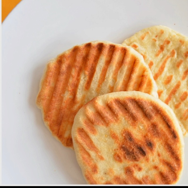 Rhodes rolls flatbread
