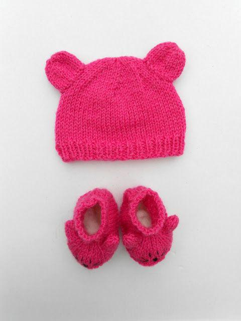 Les Bébés de Camille: Petit ourson rose fuschia