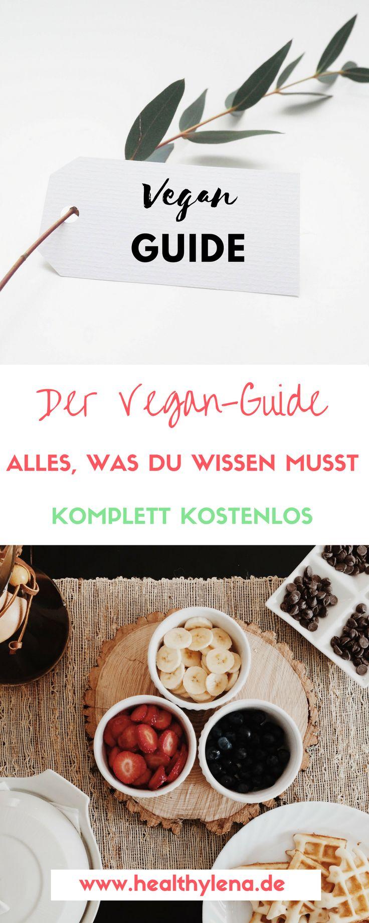 Kennst du schon meinen kostenlosen Vegan-Guide? Dort habe ich alle wichtigen Infos für Anfänger und Fortgeschrittene gratis zusammengefasst und gebe Tipps und Empfehlungen für alle, die sich für die vegane Ernährung interessieren! Schau unbedingt mal rein :)