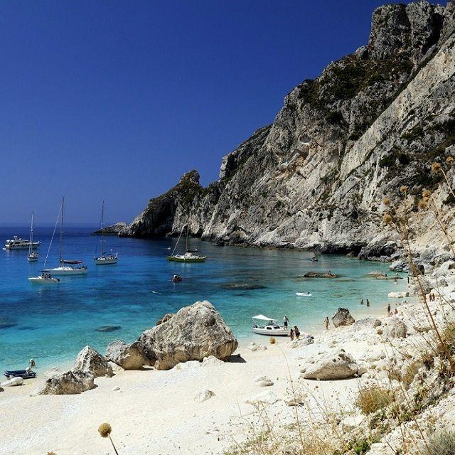 Othoni Island (Ionian), Greece