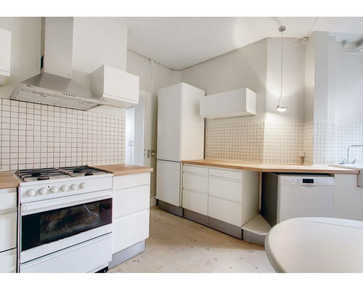Køkkenet.