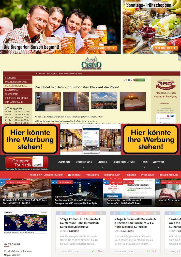 Ihre beste Hotel Urlaub und Ausflugrestaurant Werbung bietet Ihnen http://dld.bz/eExGu