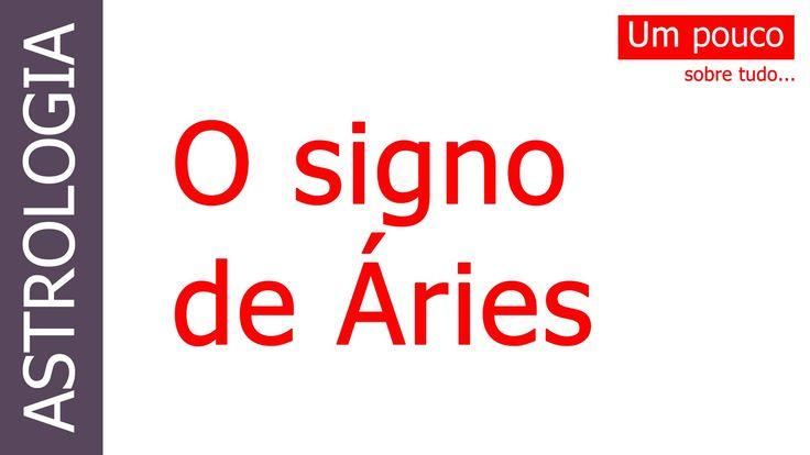 Astrologia - O signo de Áries
