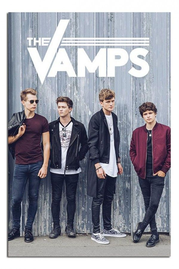 The Vamps Band Poster | iPosters