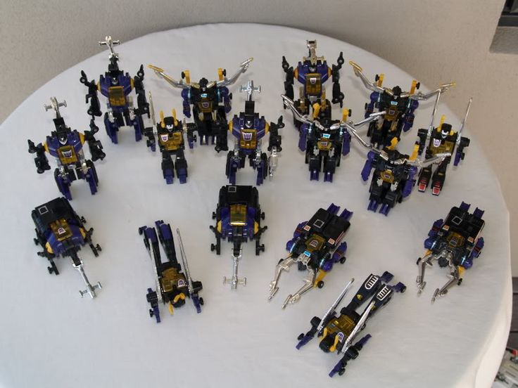 Transformers g insecticons toys pinterest