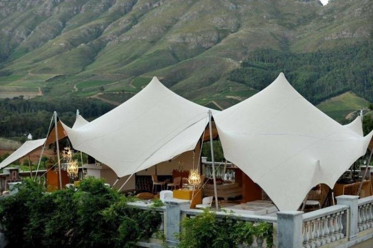 Nomadik Stretch Tents: Mountain Range