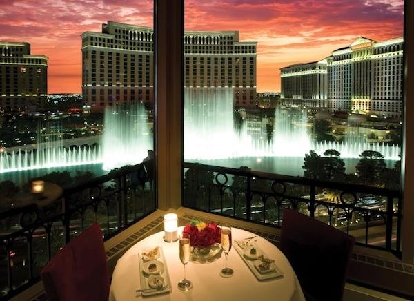 Whats The Best Spot for An Anniversary Dinner on The Strip? || VegasChatter