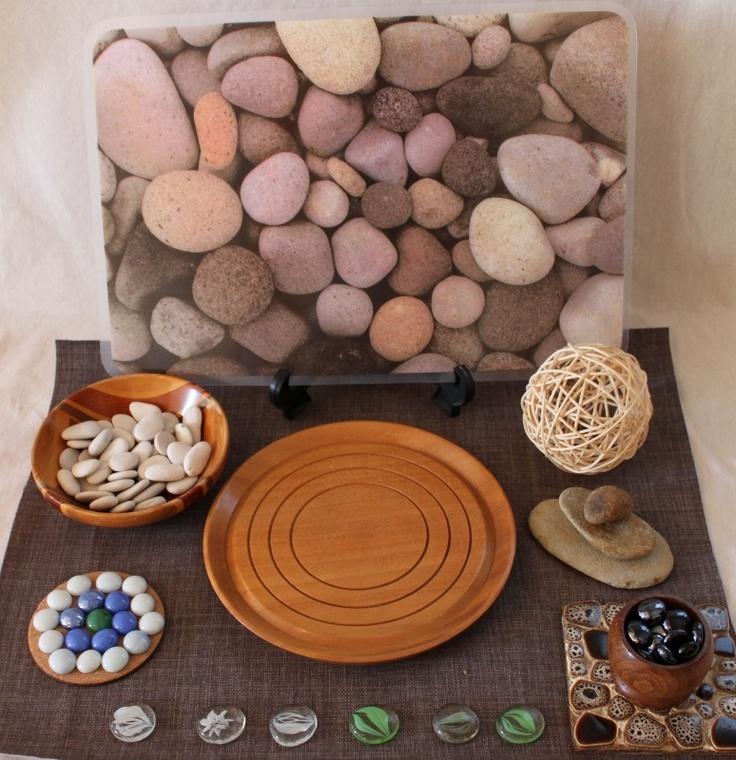Rock arrangement provocation