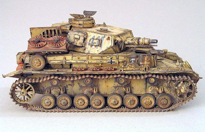 http://www.missing-lynx.com Panzer IV Ausf. E Dragon, 1/35 scale by Sergiusz Peczek