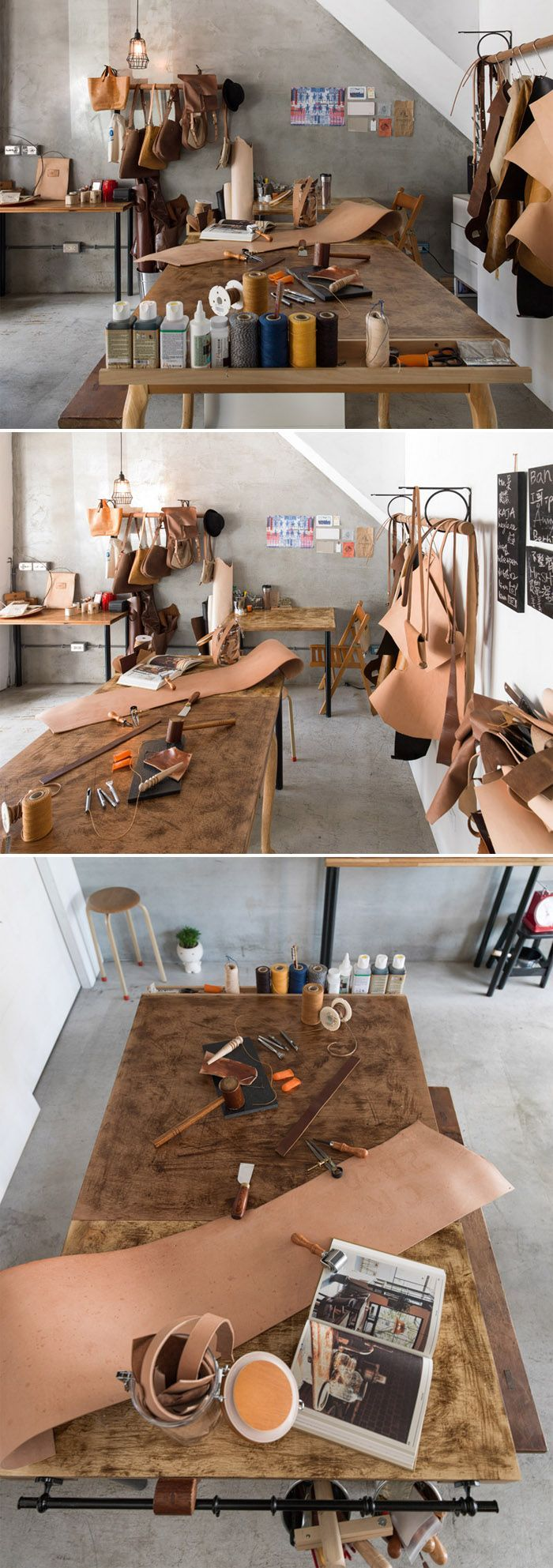 TZABA | LEATHER WORKSHOP