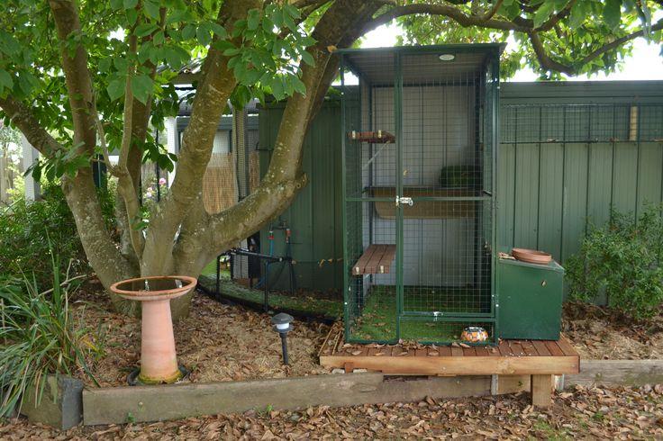 Small enclosure