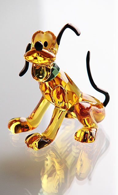 Swarovski Crystal Disney Collection, Pluto
